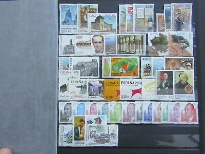 Spain - Fine Collection Of Modern Sets And Mini Sheets - Superb Mnh Face 65 Euro