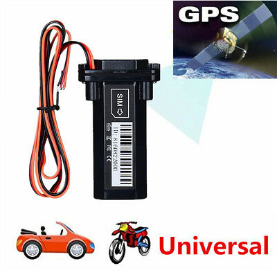 Realtime GPS GPRS GSM Tracker For Car/Vehicle/Motorcycle Spy Tracking Device CHZ