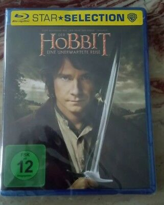 Der hobbit blu ray