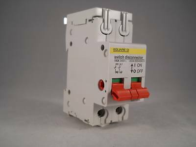Square D SQO 100 Amp Main Switch 100A Double Pole Isolator Qwikline II SQO1100M