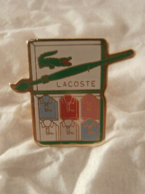 Pin's Lacoste