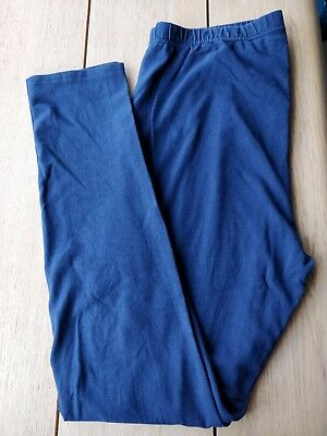 blooming marvellous maternity leggings, navy, size 12