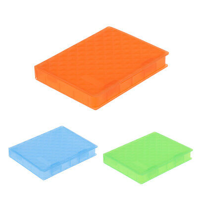 3 Pack 2.5Inch Case For Hard Drive IDE SATA Full Case Protector Storage Box