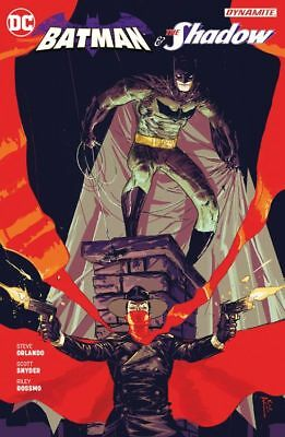 Dc Paperback: Baman & The Shadow