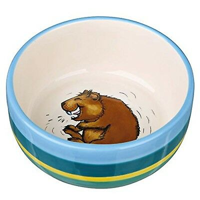 Trixie 60802 Ceramic Bowl for Guinea Pigs