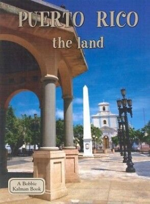 Puerto Rico Land - Lands Peoples and Cultures (La... by Banting, Erinn Paperback