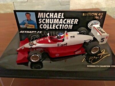 "minichamps 1:43 F3 1990 Reynard F3 ""German Champion"" (M.Schumacher) #5 OVP"