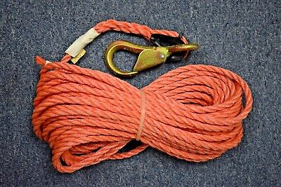KLEIN  KLEI-48030/1803-60 Fibrous Rope for Bucket 50ft