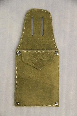 Sa Deluxe Pocket/belt  Quiver,  Real Leather, Ultra Thick And Soft! Suede