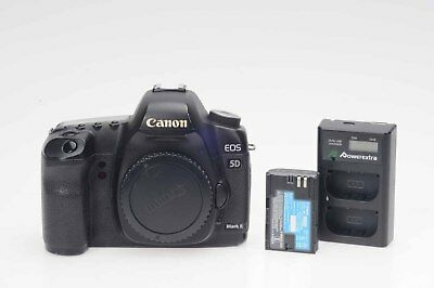Canon EOS 5D Mark II 21.1MP Full Frame Digital SLR Camera Body              #965