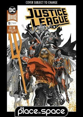 Justice League, Vol. 3 #10A (Foil)  (Wk42)