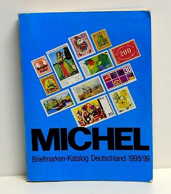 Michel Briefmarken Katalog Deutschland 1998 - 1999