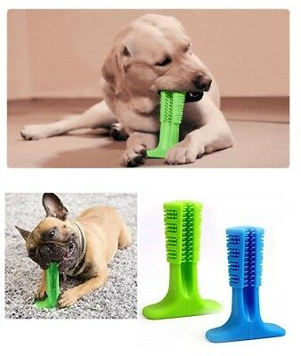 Bristly Brushing Stick Dog Chew Toys Teeth Stick For Dog Teeth Cleaning Training