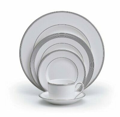 Wedgwood GROSGRAIN 5-PIECE PLACE SETTING