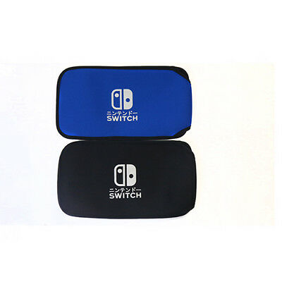 Soft Case Protective Carry Cover Pouch For Nintendo Switch