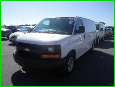 2014 Chevrolet Express Work Van 2014 Chevy Express 1500 with 67k miles and with the 5.3 V8 $14995