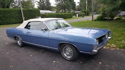 1969 Ford Fairlane GT 500 1969 Ford Fairlane GT 500 Convertible