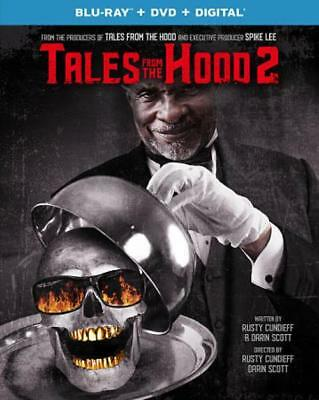 Tales From The Hood 2 New Blu-Ray/Dvd