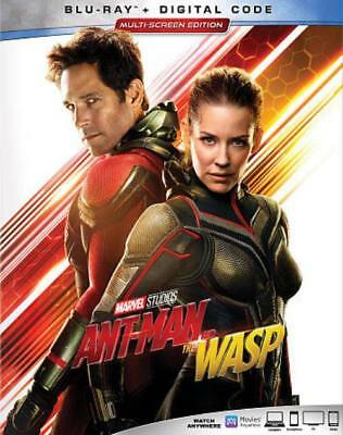 Ant-Man And The Wasp New Blu-Ray Disc
