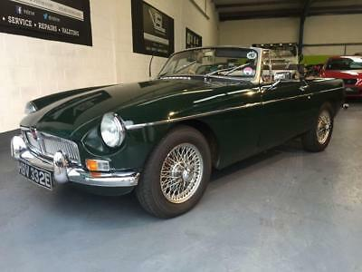 1968 Mg Mgb 1.8 Roadster 2D