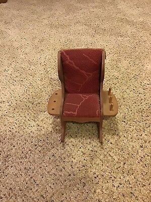 Antique Rocking Chair Pin Cushion - See Pictures
