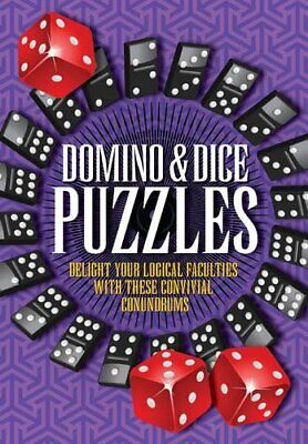Domino & Dice Puzzles (Puzzle Press) by n/a Book The Cheap Fast Free Post