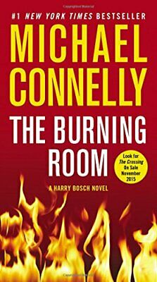 The Burning Room (Harry Bosch Novel) by Connelly, Michael Book The Cheap Fast