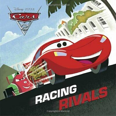 Cars 2: Racing Rivals by Shine, Evan Book The Cheap Fast Free Post