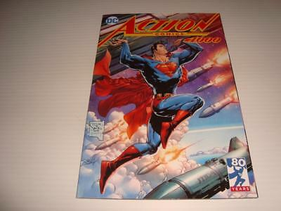 Action Comics # 1000 (2018) Tony Daniel Limited Edition  Variant