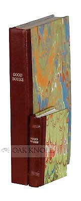Peter Thomas / GOOD BOOKS A BIBLIOGRAPHY OF THE BOOKS MADE BY PETER & DONNA 1992