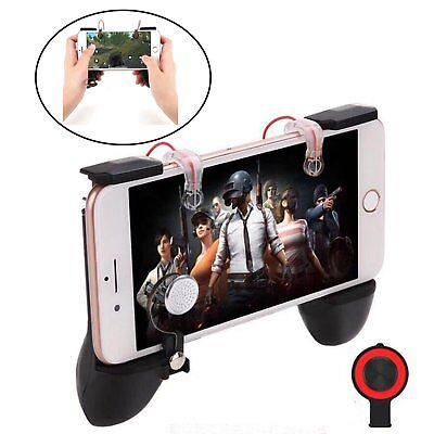 Gaming Shooter Trigger Gamepad Joypad L1R1 Aim Key Fire Button For IOS/Android