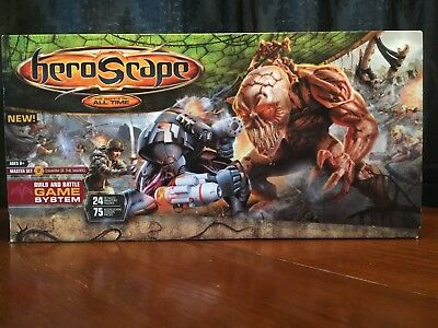 HeroScape: Swarm of the Marro - Master Set 2 Build & Battle Game System