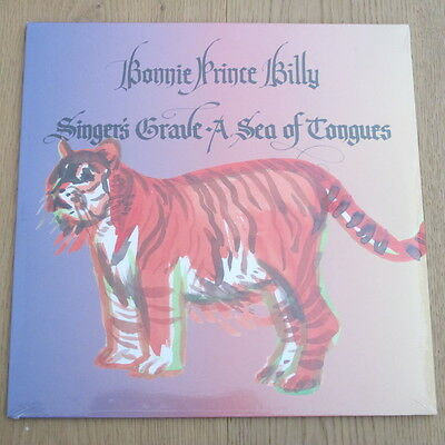 BONNIE PRINCE BILLY - Singer's Grave - A Sea of Tongues ***Vinyl-LP***NEW***