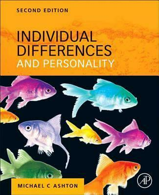 Individual Differences and Personality by Michael C. Ashton (English) Paperback
