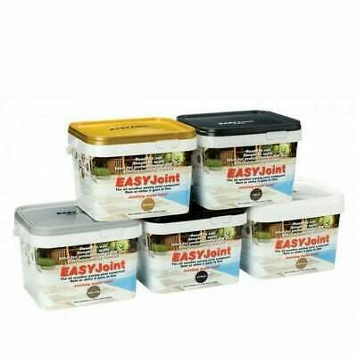 Easy Joint Sweep In Paving Joint Jointing Compound Grout Various Colours Azpects