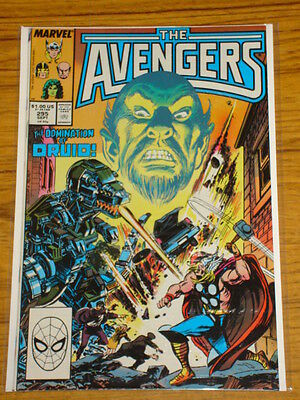 Avengers #295 Vol1 Marvel Comics September 1988