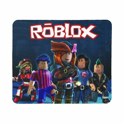 Roblox Print Thick Rubber Mouse Pad Office Game Computer Mat Personalized 30*25