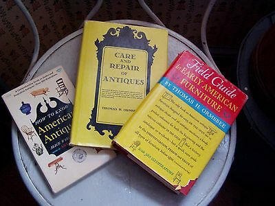 American Antiques Books= How To Know-Care And Repair-Field Guide
