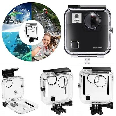 45M Underwater Waterproof Diving Cover Housing Case For GoPro Fusion 360 Camera