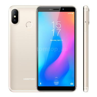 5.5'' HOMTOM C2 Face ID Smartphone 2+16GB Android 8.1 Dual Cameras 4G-LTE C9K1