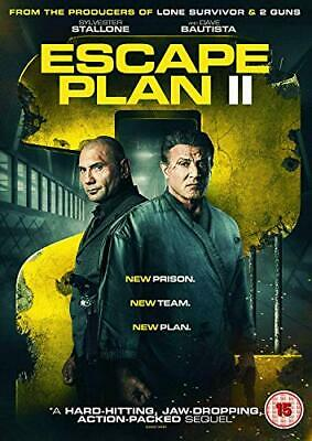 Escape Plan 2 [DVD] - DVD  MWVG The Cheap Fast Free Post