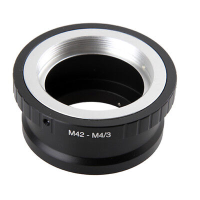 M42 Lens to Micro 4/3 M4/3 Adapter EP1 EP3 EPL1 EPL2 EPL3 G1 GH1 GF1 M42-M43