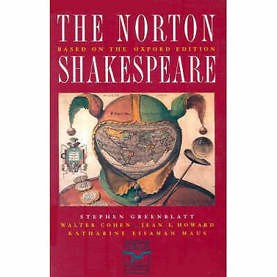 Norton Shakespeare Complete Works (Paperback, 1997)