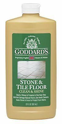 Goddards Stone and Tile Floor Clean and Shine, 22 oz by Goddard's