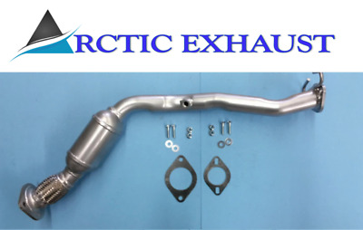 Fits: 04-08 Pontiac Grand Prix 3.8L Catalytic Converter With Flex Direct-Fit
