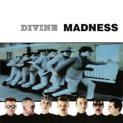 Madness - Divine (CD ' The Very Best Of)