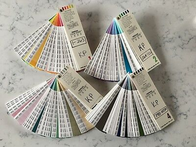 TOYO 94 Color Finder 1050 Swatch Books