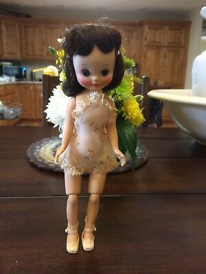 Vintage Betsy?  McCall Doll  Grandmothers Doll Collection