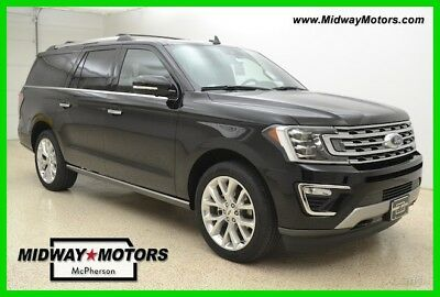 2018 Ford Expedition Limited 2018 Limited New Turbo 3.5L V6 24V Automatic 4WD SUV
