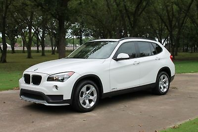 2015 BMW X1 sDrive28i sDrive28i 1 Owner Perfect Carfax One Owner Perfect Carfax Heated Leather Pano Roof Navigation MSRP New $39975